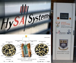 DST and HySA launch Alternative Energy Solution
