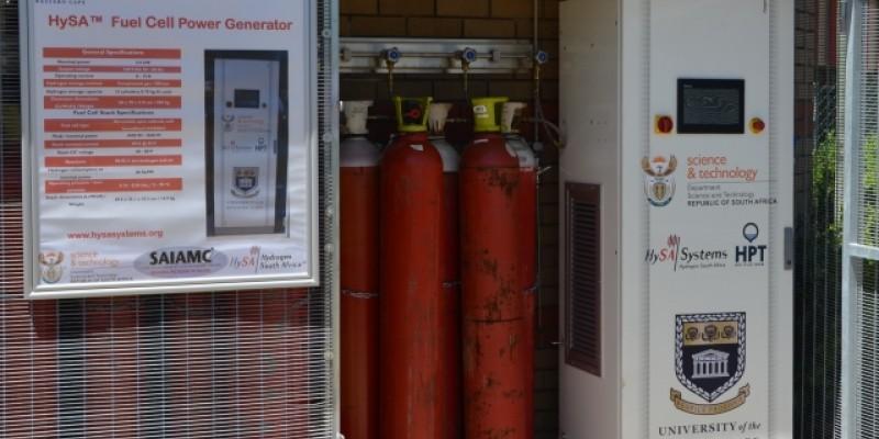 2.5 kW FC Generator